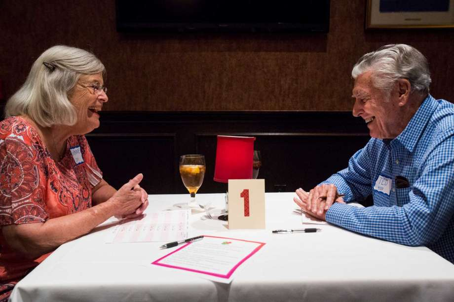 Senior speed dating dallas