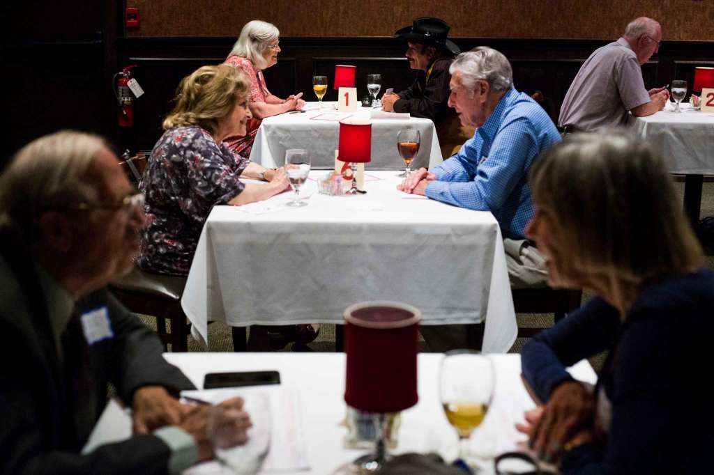 Speed dating seniors san diego