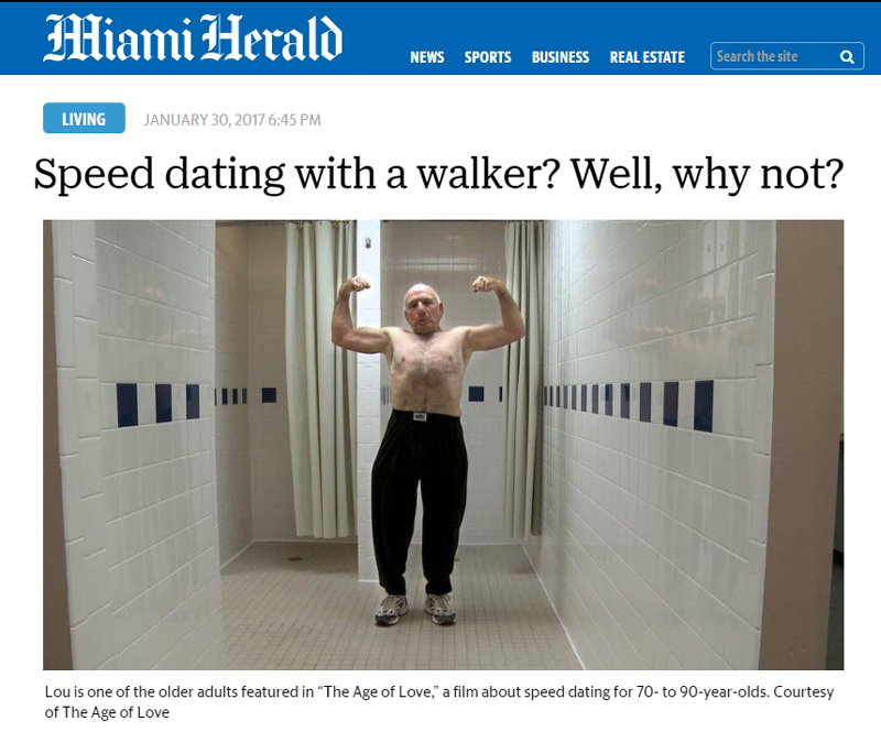 Speed dating miami